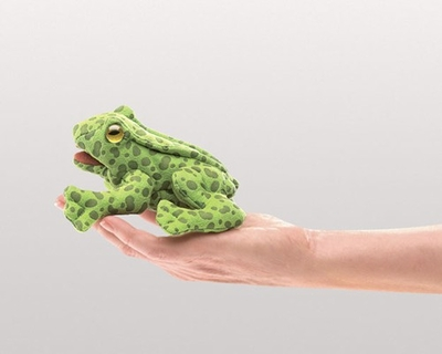 Folkmanis Puppet <br>Frog