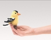 Folkmanis Puppet <br>Goldfinch