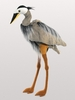 Folkmanis Puppet <br>Great Blue Heron
