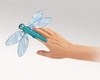 Folkmanis Finger Puppet <br>Mini Dragonfly