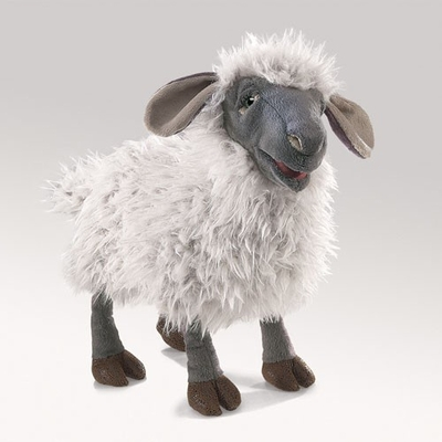 Folkmanis Puppet <br>Bleating Sheep