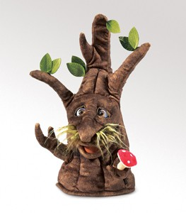 Folkmanis Puppet <br>Enchanted Tree