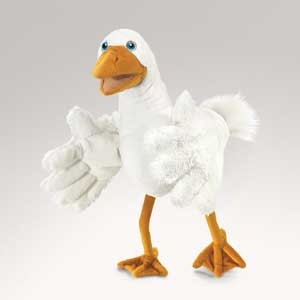 Folkmanis Puppet <br>Goose
