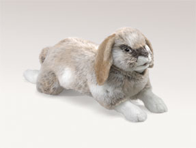 Folkmanis Puppet <br>Holland Lop
