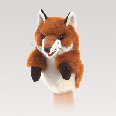 Folkmanis Puppet <br>Little Fox