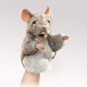 Folkmanis Puppet <br>Little Mouse