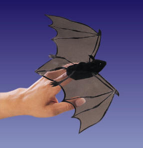 Folkmanis Puppet <br>Mini Bat
