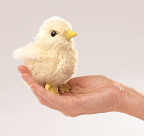 Folkmanis Puppet <br>Mini Chick