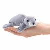 Folkmanis Finger Puppet <br>Mini Monk Seal