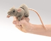 Folkmanis Finger Puppet <br> Mini Rat