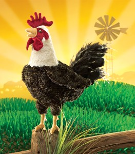 Folkmanis Puppet <br>Rooster