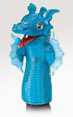 Folkmanis Puppet <br>Stage Sea Serpent