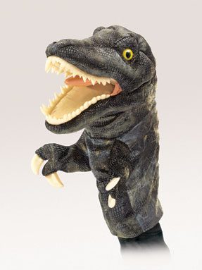 Folkmanis Puppet <br>Stage T-Rex