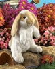 Folkmanis Puppet <br>Standing Lop Rabbit