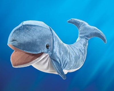 Folkmanis Puppet <br>Whale