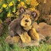 Folkmanis Puppet <br>Yorkie Pup