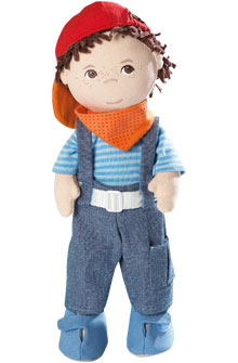 "HABA 12"" Doll <br>Graham"