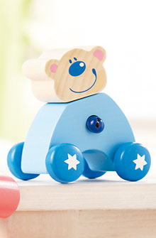 HABA Baby <br>Bear Ben <br>Animal Scooter