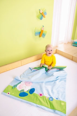 HABA Baby Blanket <br>Sheep Nanny