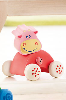 HABA Baby <br>Cow Caro Scooter