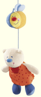 HABA Baby <br>Mini Mobile Bear Ben