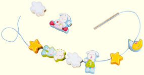 HABA Bambini Beads <br>Little Sheep