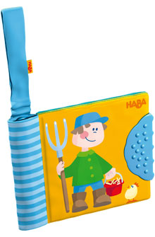 HABA Buggy Book <br>On the Farm