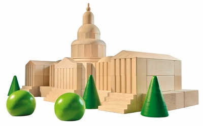 HABA Building Blocks <br>Capitol