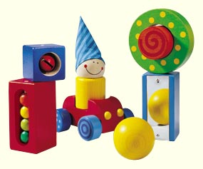 HABA Building Blocks <br>First Blocks