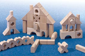 Haba Building Blocks<br>Little Village