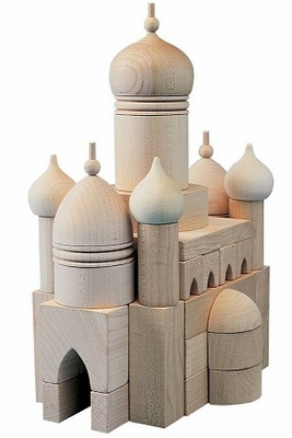 HABA Building Blocks <br>Russian Architecture
