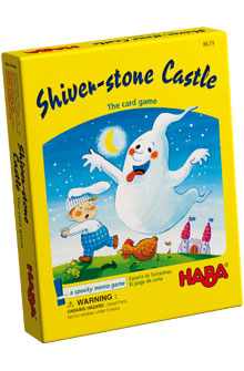 HABA Card Games <br>Shiver-stone Castle