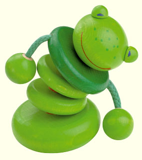 Haba Clutching Toy <br>Croo-ak