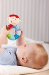 HABA Clutching Toy <br>Rio Ringlet