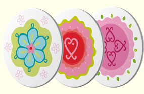 HABA Dishes <br>Solemio Coasters