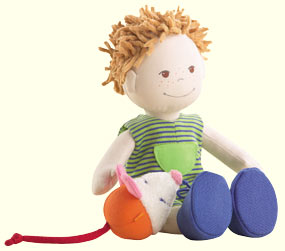 "Haba Doll 12"" <br>Lukas"