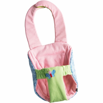 HABA Doll <br>Baby Carrier Luca