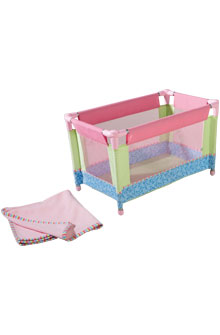 HABA Doll <br>Bed Luca