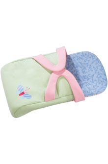 HABA Doll <br>Carry Cot Luca