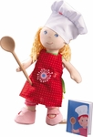 "HABA Doll Clothes <br>Miss Cuisine <br>(for 12"" and 13.5"")"