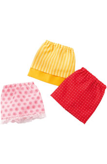 "HABA Doll Clothing <br>Skirts <br>(for 12"" and 13.5"")"