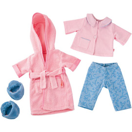 "HABA Dolls Outfit <br>Good Night <br>(for 15"" Doll)"
