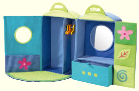 Haba Dolls <br>Portable House