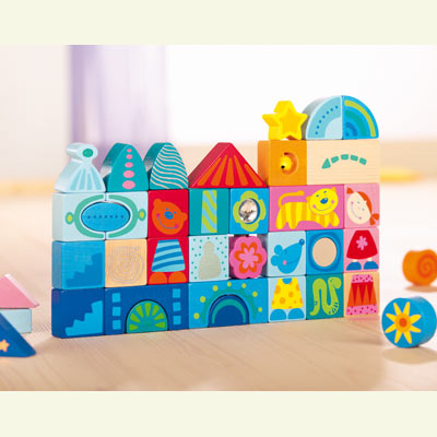 Haba Fantasy Island <br>Jigsaw Blocks