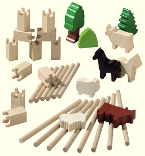 Haba Fences, Trees <br>and Animals