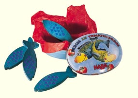 HABA Food <br>Fish in a Can