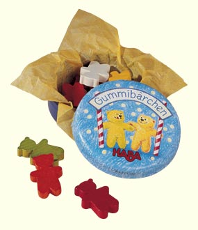 Haba Food <br>Gummi Bears