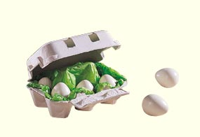 HABA Food <br>Half Dozen Eggs