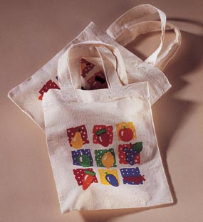 HABA Food <br>Linen Bag