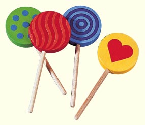 Haba Food <br>Lollipops